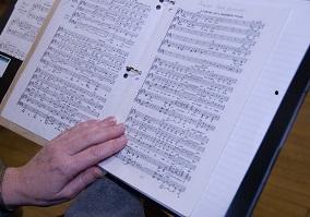 Chorale-score